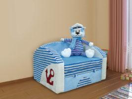 Морячок диван детский